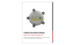 ShotTrack - Model ViB - Fully Self Contained Vibration Monitor Brochure