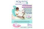 AquaVial Rx Presentation - Brochure