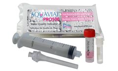 AquaVial - Model PRO500 - Total Microbial Water Testing Kits for Professional & Industrial Use