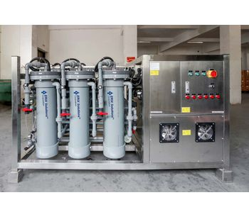LINX - Model 600 - Electrical Water Purification Systems