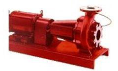 AC Fire Pump - Model 2000 Series - End-Suction Fire Pump