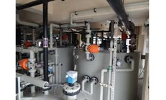 BHS Metering Bin: Recycling System (MRF) Infeed Video