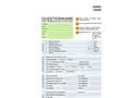 Analysis Questionnaire (PDF 597 KB)