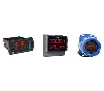 APG Introduces Three New Digital Panel Meters