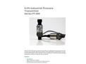 APG - Model Series PT-200 - 0.5% Industrial Pressure Transducer