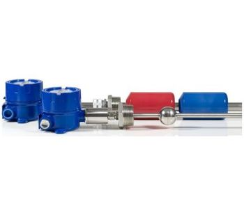 APG - Model Series MPX-E/R - Explosion Proof Magnetostrictive Float Level Transmitter