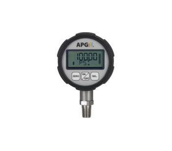 APG - Model Series PG7 - IP67 Digital Pressure Gauge with 0.25% Accuracy