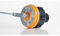 APG - Model IRU-5000 - Short Range Ultrasonic Level Sensor: 79 Inches
