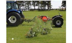 Trilo - Model R10 - Reel Mower