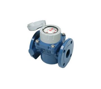 Model H4000 - Woltmann Cold Water Meter