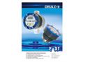 Model Drulo II - Pressure Logger Datasheet