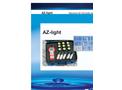 AZ Light - Receiver for AZ-Radio Loggers Datasheet