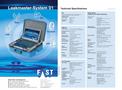 LOKAL - Model 200 PC - Portable Professional Correlator - Datasheet