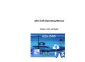 AZA-OAD - Operating Manual