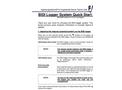 BIDI Logger - System Quick Start Guide