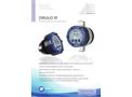 Drulo - Model III - Precise Pressure Measurement Data Logger - Datasheet