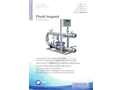 Flush Inspect - Flushing Device Used for Data Acquisition - Datasheet