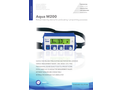 Aqua - Model M200 - Robust Listening Device for Prelocating / Pinpointing Purposes - Datasheet