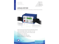 Aqua - Model M100 - Robust Listening Device for Prelocating / Pinpointing Purposes - Datasheet