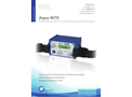 Aqua - Model M70 - Robust Listening Device for Prelocating / Pinpointing Purposes - Datasheet