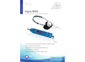 Aqua - Model M50 - Compact Leakage Pre-location Device - Datasheet