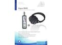 Aqua - Model M40 - Compact Leak Pre-location Device - Datasheet