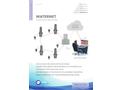 Waternet - Autonomous Data Transfer Software - Datasheet