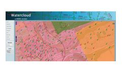 Watercloud - Map-Based Online Application