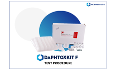 Microbiotests DAPHTOXKIT F - Freshwater Daphnia Toxicity Test - Brochure
