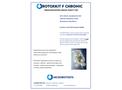 Microbiotests - Model Rotoxkit F Chronic - Chronic, Cyst-based Rotifer Toxicity Test Kit - Brochure