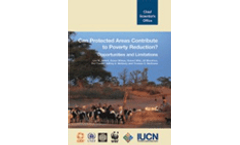 Can Protected Areas contribute to Poverty Reduction? Opportunities and Limitations