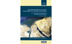 International Water Governance: Conservation of Fresh Water Ecosystems