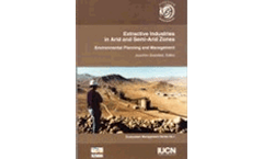 Extractive Industries in Arid and Semi-arid Zones: Environmental Planning and Management