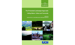 The Protected Landscape Approach. Linking Nature, Culture and Community