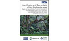 Identification and gap analysis of key biodiversity areas: targets for comprehensive protected area systems