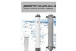 AQUADYN Ultrafiltration Modules