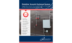 Moduline - Acoustic Enclosures Brochure