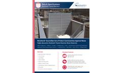 IAC - Acoustic Walls/Barriers/Screens Brochure