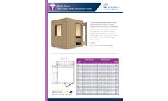 IAC - Audiology Booths Brochure