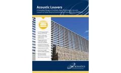 IAC - Acoustic Louvers Brochure