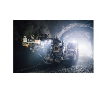 Model MDR700 - Underground Coring Mobile Drill Rig
