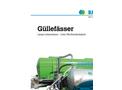 Bauer Turbomix - Model MTXH - Tractor Mixer Brochure