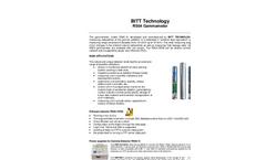 Gihmm - Model RS04 - Gamma Detector - Brochure