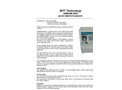 Model AMS02T - Aerosol Monitoring System with Filter Belt System Brochure