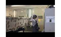 Grinding Dust Capturing and Filtration | Work Booth Filtration Video