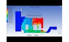 Keller Flow Simulation | Oil Mist Machine Tool Video
