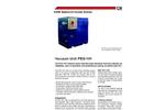 Disab Beass Series Complete Stand Alone Vacuum Filter Separators - Data Sheet
