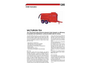 Disab Vacturion - Model TD4 - Semi-Mobile, Diesel Powered Vacloader - Brochure