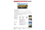 Disab Centurion - Model P10 - Truck Mounted Vacloader - Datasheet