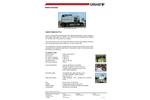 Disab Centurion - Model P14 - Truck Mounted Vacloader - Datasheet
